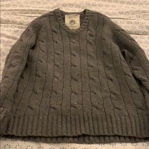 Abercombie Cable knit sweater